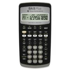 Texas Instruments Ba-Ii Plus Advance Financial Calculator