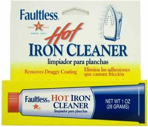 FAULTLESS Starch 40110 Hot Iron Cleaner, 28g
