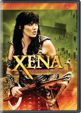 Xena: Warrior Princess: Season 4 New DVD! Ships Fast!