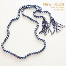 necklace (free shipping) beautiful saltwater pearl