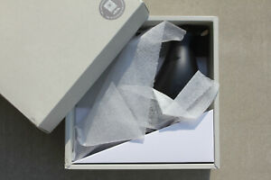 Vitra EAMES House Bird, Black, Original by Vitra, New in Box but Damaged Beak