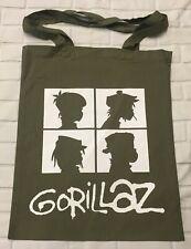The Gorillaz - Khaki Tote/Shopper Bag