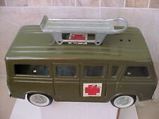 Nylint Ford Econoline Van Army Ambulance Steel