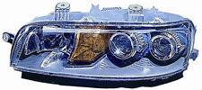 FARO PROIETTORE ANTERIORE DESTRO FIAT PUNTO DAL 2002 CON FENDINEBBIA H1+H1+H3