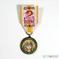 Deco Medal Diane The Seven Deadly Sins [JAP] Anime Manga Ensky GC