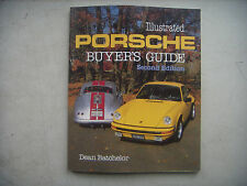 Illustrated PORSCHE Buyer's Guide 1986. Dean Batchelor, Paperback Book