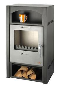 Europa 6kW Woodburning stove