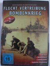 Flucht, Vertreibung, Bombenkrieg - 2 DVD Set - Winterhilfswerk, Luftschutzkeller