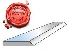 Fer de dégauchisseuse HSS 18% en 310 x 25 x 3.0 mm - Top qualité !