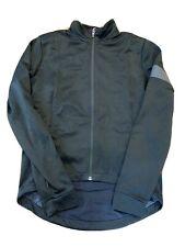 Rapha Black Merino Winter Jacket Size Large