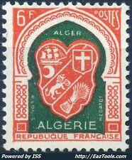 ALGERIE N° 353 NEUF ** SANS CHARNIERE