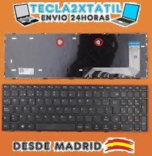 Teclado Lenovo Ideapad 110-15isk series Español. negro 5n20l25881 35047876 5n20