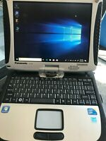 Panasonic Toughbook CF-19 MK4 i5 1.2ghz  4GB 500GB 19RDT5A1M   TOUCH , 10 PRO
