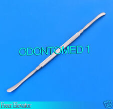 1 Freer Elevator Strong Curved Dental Surgical Instruments