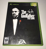 Godfather The Game Microsoft Xbox With Manual EA Rated Mature NTSC 2006