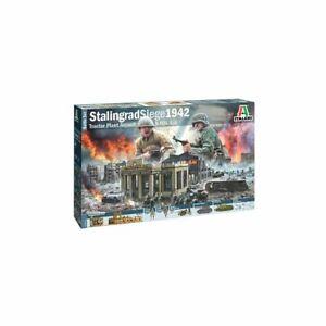 Italeri Ital6193 Stalingrad siege 1942 - Battle Set 1/72