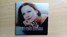 Belinda Carlisle (Go-Go's) All God's Children Rare CD