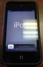 Apple iPod Touch 4th Gen - Silver - 8GB - A1367 With Case Bundle