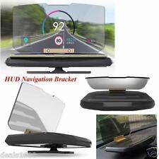 Universal GPS Navigation Through Projection HUD Head Up Display Phone Holder NEW