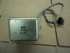 Master Controls Diesel Fire Pump Controller B601691Engine Crank Module R10 12Vdc
