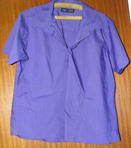 UNEEK UC712 Ladies size 22 Polyester & Cotton Short Sleeve Shirt.