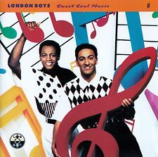 LONDON BOYS : SWEET SOUL MUSIC / CD