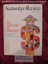 Saturday Review January 9 1965 KERMIT GORDON DAVID ROCKEFELLER PAUL R. REYNOLDS