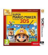 Super Mario Maker Nintendo Selects 3DS (SP)