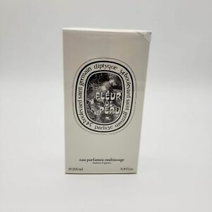 Diptyque FLEUR de PEAU 200ML ml/ 6.8 oz Multiuse Fragrance Spray New Sealed