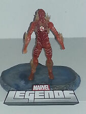 Marvel Legends 195 - HUMAN TORCH Nova Variant - Loose Figure - Ares WALMART