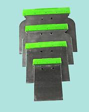 Japanspachtel Set Flächenspachtel Maler Metall Spachtel Satz Stahl flexibel
