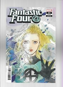 Fantastic Four #33 (2021) 1:50 Momoko Variant Marvel Comics VF+