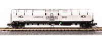 BROADWAY LIMITED 3726 2-pack N SCALE Cryogenic Tank Car NCG 2 CAR SET