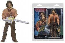 "Texas Chainsaw Massacre 3 Leatherface 8"" Clothed Figure NECA"