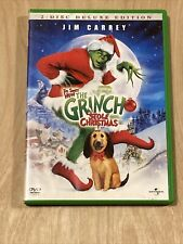Dr Seuss How the Grinch Stole Christmas -Only Deluxe Edition -Missing Other Disc
