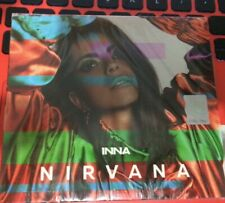 INNA nirvana digiCD rare! sealed NEU digipack party never ends ROMANIA alesta