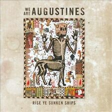 Rise Ye Sunken Ships by We Are Augustines (CD, Aug-2011)~LIKE NEW~ FREE SHIP!