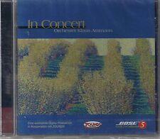 Ammann, Klaus In Concert Bose Zounds Gold CD NEU OVP Sealed Bose Gold Coll. 5