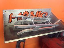 SUZUKI GSXR K5/K6 1000 REAR SILVER RACE SUB FRAME
