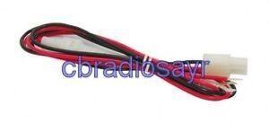 CB6 Power Lead For TTI CB Radios