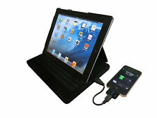 Quality Tech Innovations Rechargeable iPad Power Case for iPad 2,3,4