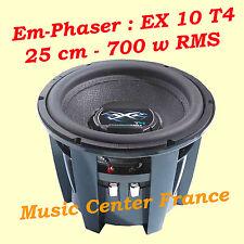 Em-Phaser EX 10 T4 - sub 25 cm - 1400 w max - 700 w RMS - NEUF et Garantie