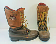 Whites Snow Cat Boots Size 10 Hunting Snowmobile Extreme Cold Winter Snow Packs