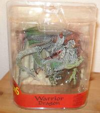 McFarlane's Dragons Fall of the Dragon Kingdom Warrior Dragon Clan Series 7 Ovp