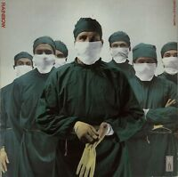 RAINBOW Difficult To Cure 1981 UK Vinyl LP + INNER + INSERT EXCELLENT CONDITION