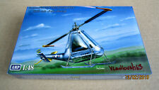 American Helicopter XH-26 Jet Jeep (PE parts, mask)  1/48 AMP # 48007