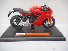 MAISTO 1/18 - DUCATI SUPERSPORT S -17040