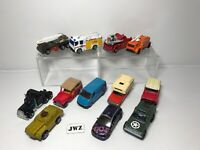 VINTAGE MATCHBOX CAR BUNDLE 1