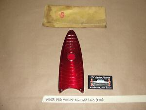 NOS/NORS 1960 MERCURY MONTEREY MONTCLAIR PARK LANE TAIL LIGHT LENS #002