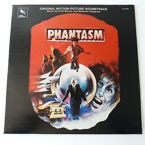 OST - Phantasm - Horror Soundtrack - Vinyl LP US 1st Press EX/EX+